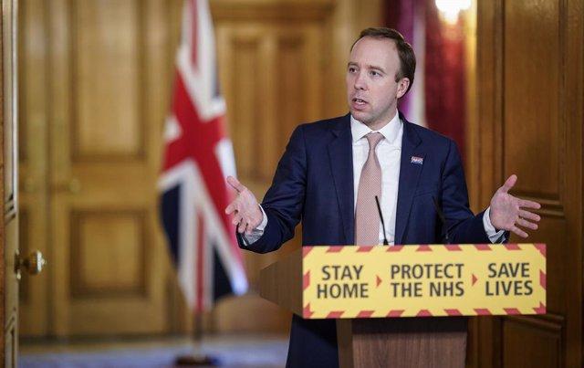 Coronavirus.- Reino Unido comienza este jueves los ensayos en humanos de una vac