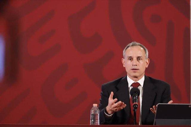 El subsecretario de Prevención y Promoción de la Salud de México, Hugo López-Gatell.