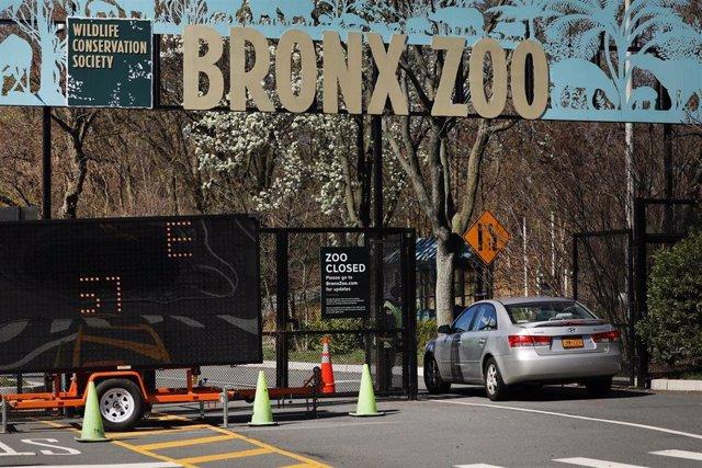 Zoo del Bronx, en Nueva York