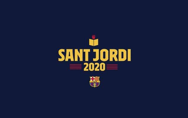 Fútbol.- El Barça convierte a los sanitarios en los héroes de este Sant Jordi en