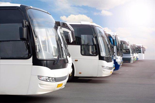 Málaga.- Coronavirus.- El sector del transporte de viajeros estiman pérdidas de más de 230 millones de euros