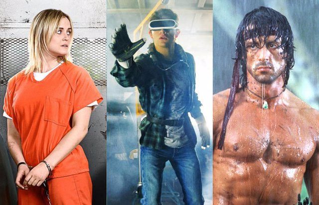 Películas y series basadas en libros