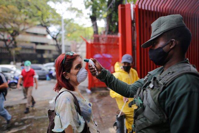 Coronavirus.- La oposición venezolana denuncia saqueos en Cumanacoa por falta de