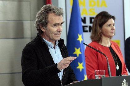 """Simón, sobre cuándo entró el virus a España: """"Es muy seguro que hubo casos asintomáticos que se nos escaparon"""""""