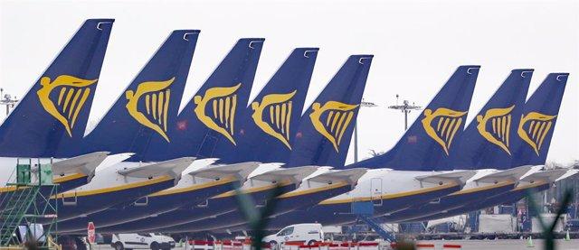 """UE.- El TUE falla contra Ryanair por ocultar parte del coste """"inevitable"""" del bi"""