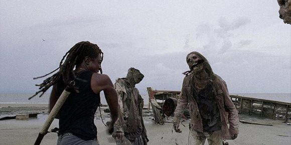 8. Así será el final de la temporada 10 de The Walking Dead tras el confinamiento