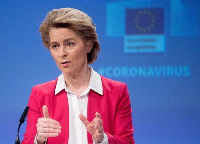 Coronavirus.- Bruselas organiza un evento con más de 12.000 informáticos para bu