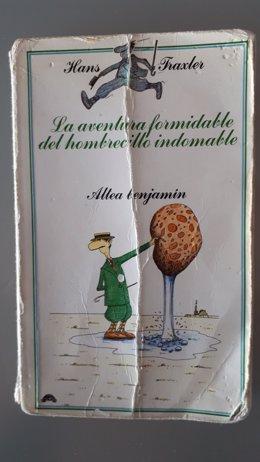 Llibre infantil 'L'aventura formidable de l'hombrecillo indomable'