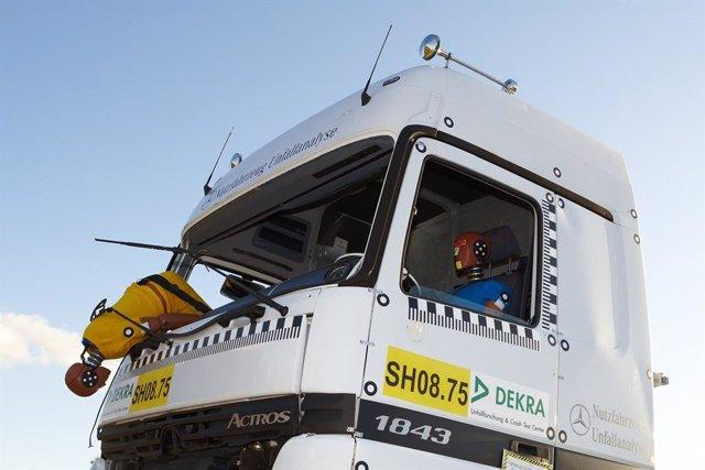 COMUNICADO: DEKRA como Miembro Afiliado de EURO NCAP en la seguridad de camiones