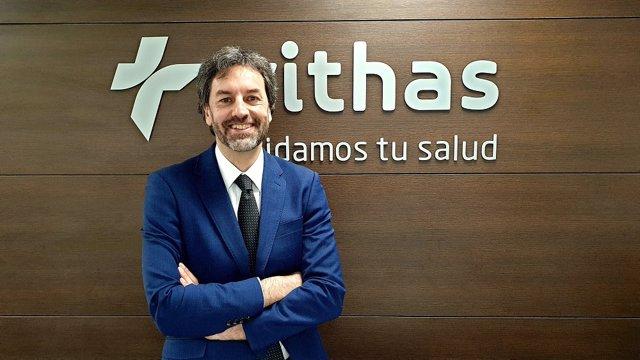 Doctor Ángel Ayuso ha sido nombrado director científico corporativo del Grupo Vithas y director gerente de su Fundación.