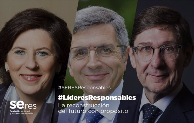 Goirigolzarri (Bankia) y Herrero (HP) abogan por invertir en procesos de innovación en la segunda edición de #LíderesResponsables de SERES