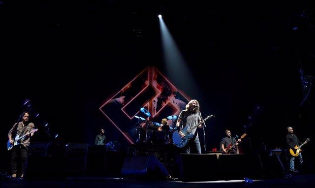 Foo Fighters avanzan en la grabación de su nuevo álbum