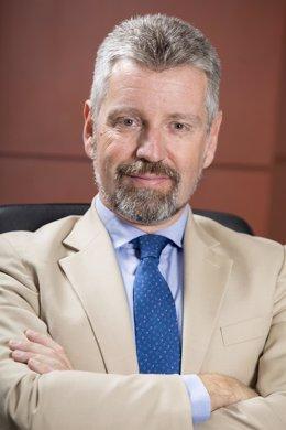 Presidente de CESCE, Fernando Salazar