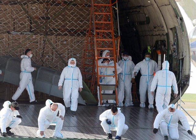 Coronavirus.- Francia, a las puertas de los 22.000 fallecidos por coronavirus tr