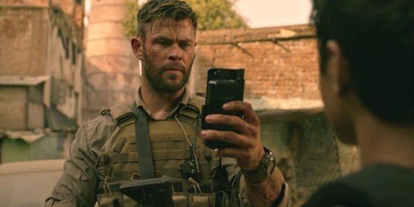 6. ¿A qué hora se estrena Tyler Rake (Extraction), la película de Chris Hemsworth y los directores de Endgame en Netflix?