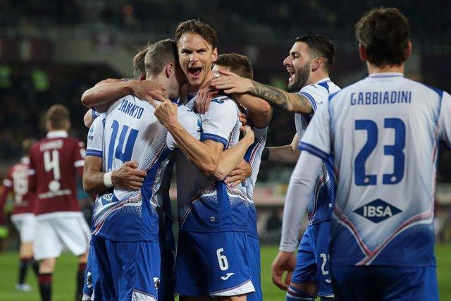 Fútbol.- Se curan de COVID-19 los siete jugadores infectados de la Sampdoria