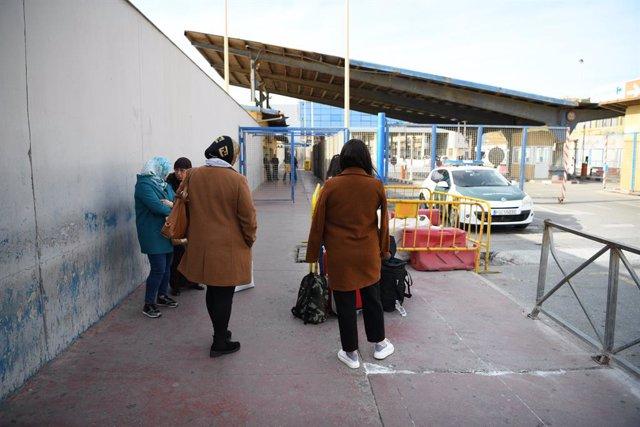 """Coronavirus.- Marruecos dice que la vuelta de sus ciudadanos varados es un """"dere"""