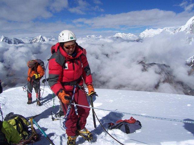 Ascensión al Himalaya