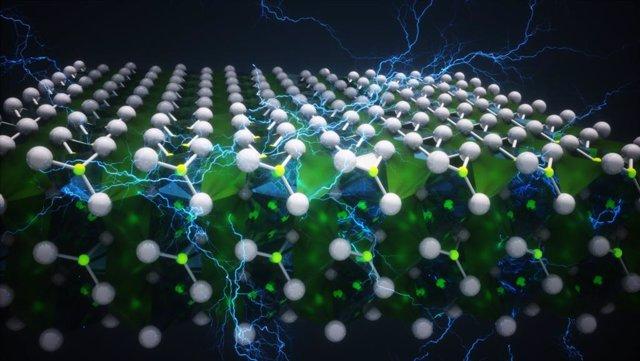 Descubren ferroelectricidad a escala atómica, apta para chips