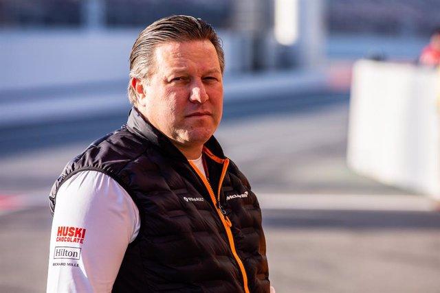"""Fórmula 1.- McLaren acusa a Ferrari de """"vivir en la negación"""" y avisa de que la"""