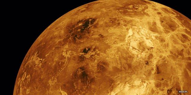 Maremotos atmosféricos mantienen la súper rotación de Venus