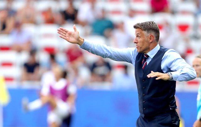 Fútbol.- Phil Neville dejará su puesto de seleccionador femenino inglés en el ve