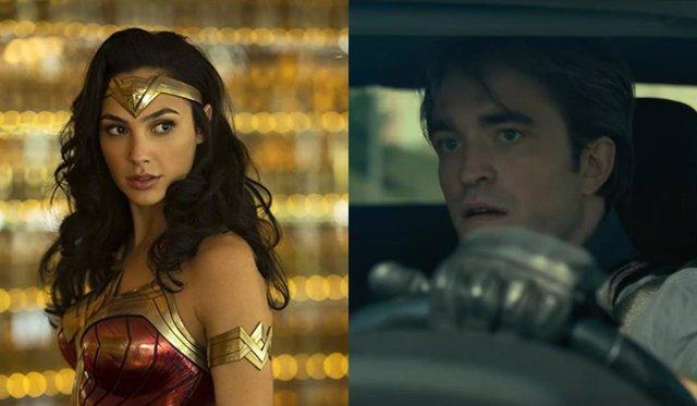 Wonder Woman y Tenet se estrenarán en cines