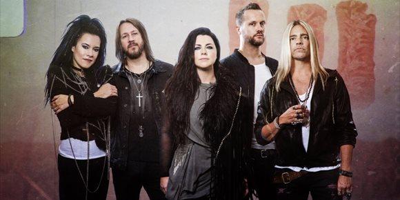10. Evanescence regresan 9 años después