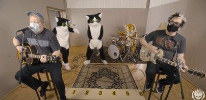 The Offspring se entregan a 'Tiger King'