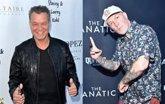 Foto: ¿Encañonó Eddie Van Halen con una pistola a Fred Durst un día después de ensayar con Limp Bizkit?