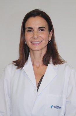 Dra. Marta García, pediatra del hospital Vithas Xanit Internacional de Benalmádena y del Hospital Vithas Málaga