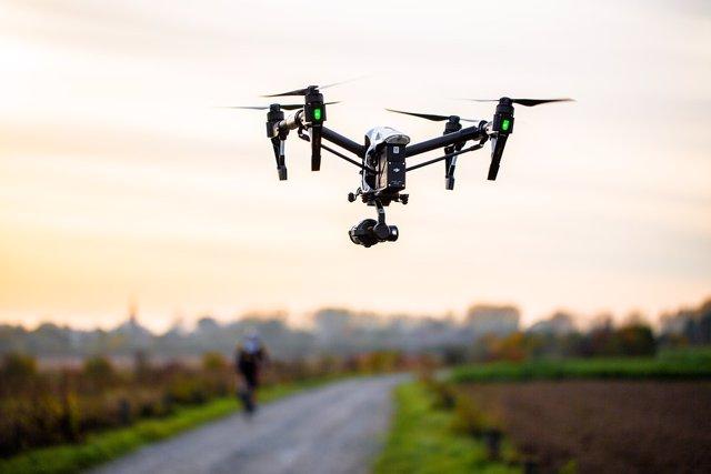 La policía de EEUU prueba drones para detectar síntomas de Covid-19 como fiebre