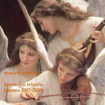 Escucha el nuevo EP de Marcelo Criminal: 'Operación Triunfo 2017-2020'