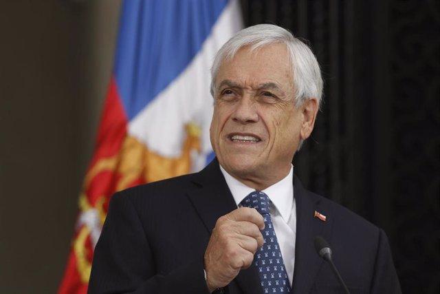 El presidente de Chile, Sebastián Piñera