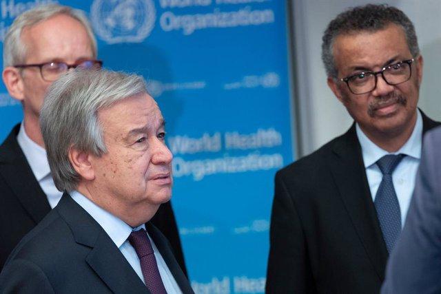 Coronavirus.- La OMS lanza una alianza global para la colaboración en el diagnós
