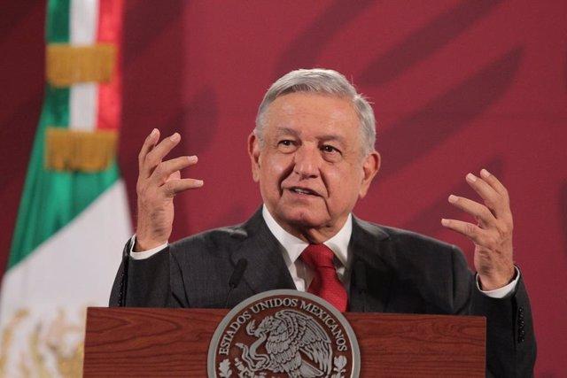 """México.- López Obrador anuncia """"una limpia"""" en la administración de aduanas tras"""