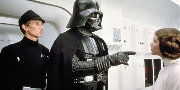 1. Voldemort, Darth Vader... la ciencia dice que preferimos villanos que nos recuerden a nosotros mismos