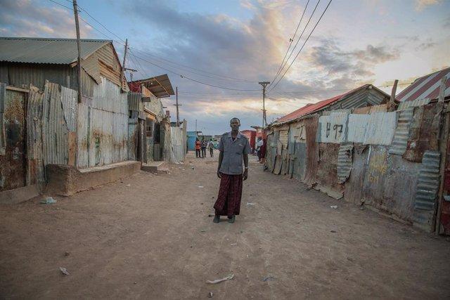 Coronavirus.- Los desplazados en Somalia no tienen a dónde escapar del coronavir