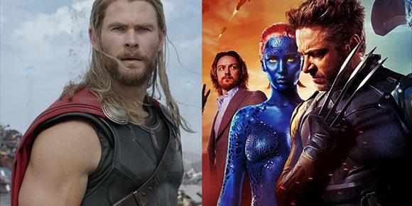 1. Thor: Love and Thunder conectará con X-Men
