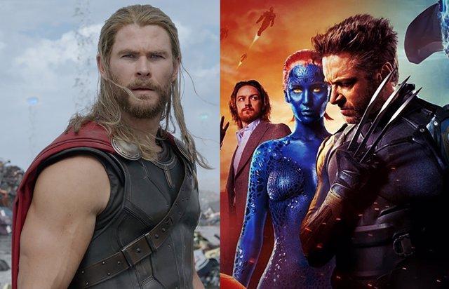 Thor 3 conectará con los X-Men