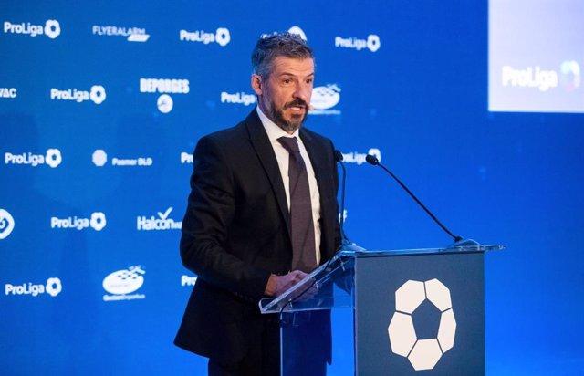 Fútbol.- ProLiga elabora un 'Decálogo para la sostenibilidad de los clubes' de f