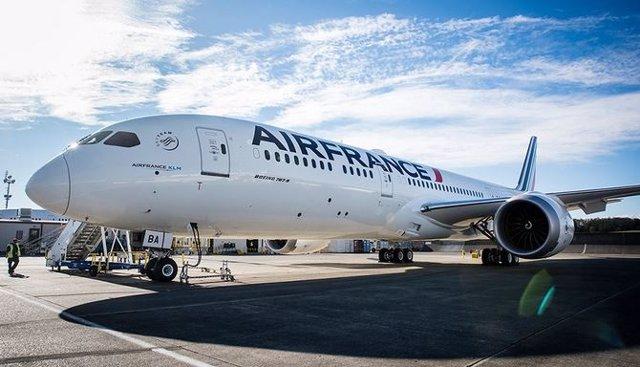 Coronavirus.- Air France no espera una recuperación total de la actividad hasta