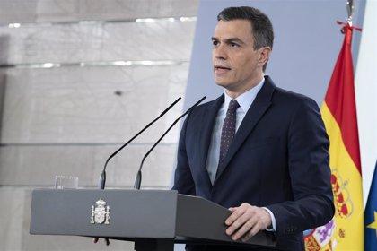 Coronavirus.- Sánchez anuncia que a partir del 2 de mayo se podrá salir a hacer actividad física individual y pasear