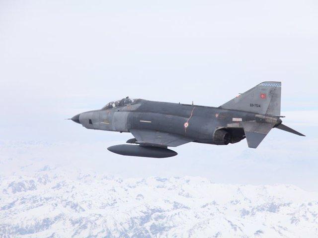 """Turquía.- Turquía """"neutraliza"""" a 32 supuestos miembros del PKK en Siria e Irak"""