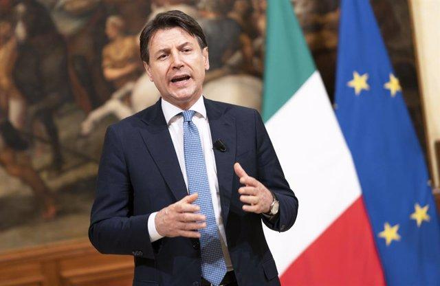 Coronavirus.- Conte confirma que los colegios de Italia permanecerán cerrados ha