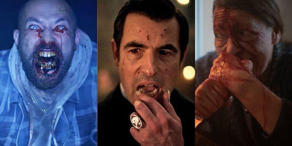2. Las 10 mejores series de terror en Netflix