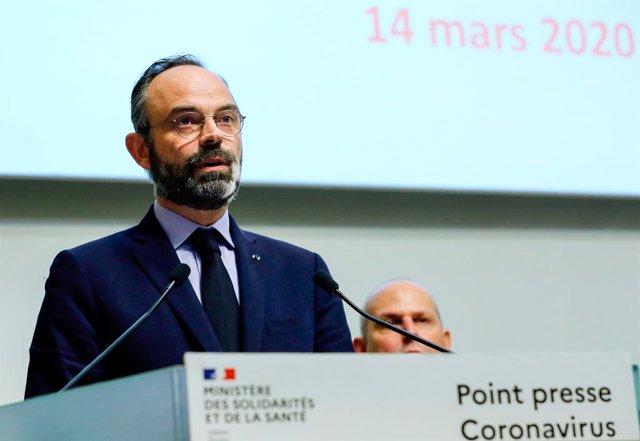 Coronavirus.- El primer ministro de Francia presentará el martes su plan de reap