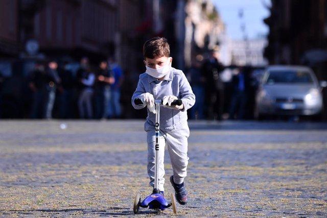 Coronavirus.- Italia constata una drástica reducción del número de muertes diari
