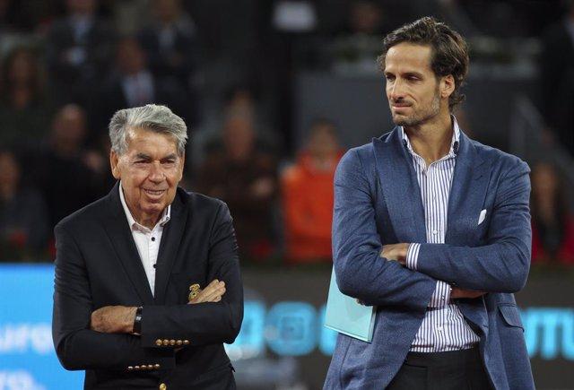 """Tenis.- Feliciano López: """"Hay una posibilidad de jugar el torneo de Madrid en se"""