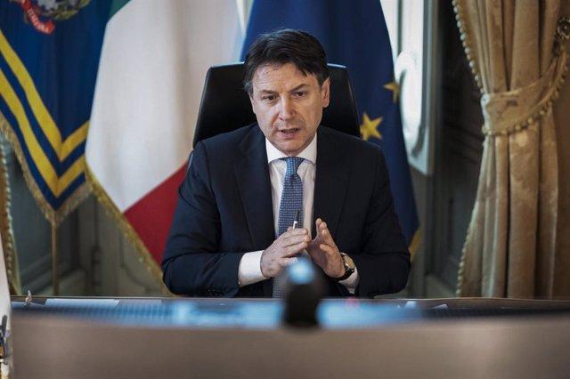 """Coronavirus.- Italia anuncia la reapertura de la economía en """"convivencia con el"""
